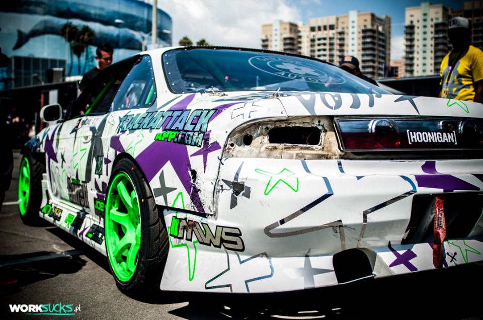 Formula Drift - California